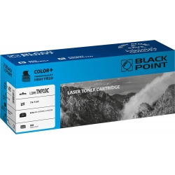 Zgodny z Brother TN-910C CYAN Toner BLACK POINT do Brother: MFC-L9570CDW, HL-L9310CDW